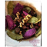 Homestead Studios - Blackberry Sage Potpourri - Perfect Potpourri for all year round