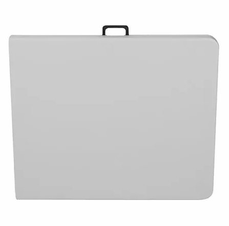 Multipurpose Folding Table Portable Plastic Indoor Outdoor 6'' by WE LOVE DECORATION (Image #4)