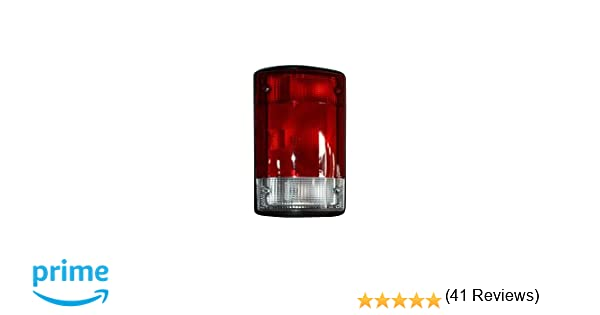 Amazon.com: TYC 11-5008-01 Ford Driver Side Replacement Tail Light Assembly: Automotive