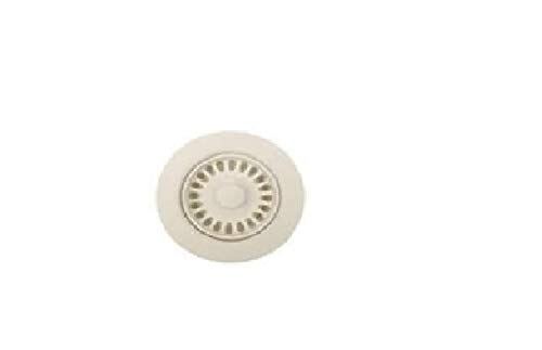 Blanco BL441097 Silgranit II Coordinated Sink Waste Disposer Stopper and Strainer, Biscuit
