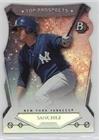 (Gary Sanchez (Baseball Card) 2014 Bowman Platinum - Top Prospects Die-Cut #TP-GS)