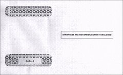 EGP IRS Approved - 4up W-2 Tax Form Envelope