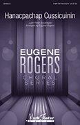 Hanacpachap Cussicuinin - Eugene Rogers Choral Series - TTBB with percussion - TTBB W/PERC - Sheet Music (Music Ttbb Sheet Choral)