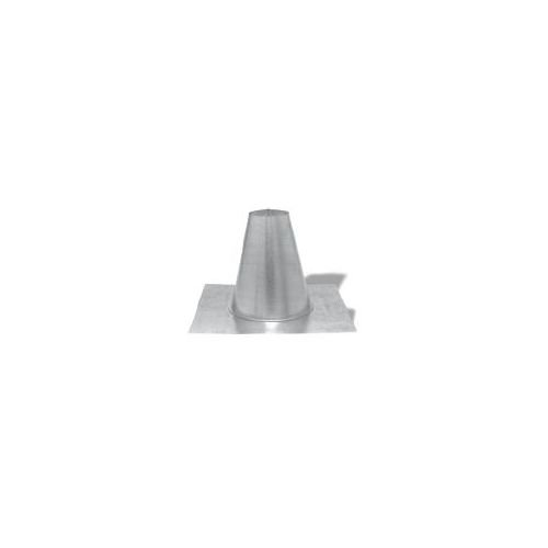 DURAVENT 3PVP-FF PelletVent Pro Tall Cone Roof Flashing -