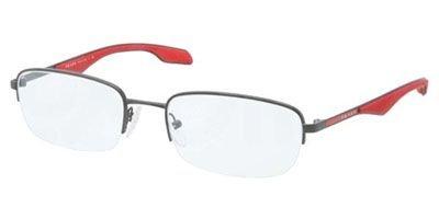Prada Sport PS51EV Eyeglasses-AAG/1O1 Asphalt Demi - Eyewear Prada 2013
