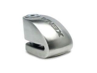 Xena XX6 XX Series Alarm Disc Security Lock Accessories - Stainless Steel - Sz. 3.3
