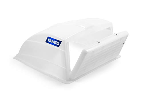 Camco Rv Roof Vent Cover Opens For Easy Cleaning