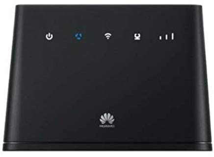 B310s-22 Unlocked 4G LTE CPE 150 Mbps Mobile Wi-Fi Router (4G LTE in Digitel Euro Asia Africa) + Rj11 Up to 32 Users (Digitel/Euro Bands)