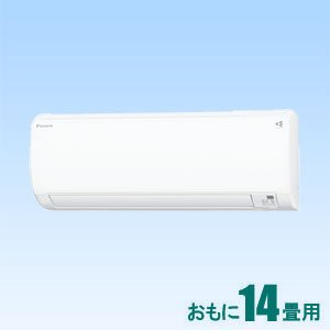 ダイキン 【エアコン】おもに14畳用 (冷房:11~17畳/暖房:11~14畳) Eシリーズ 電源200V (ホワイト) AN-40VEP-W