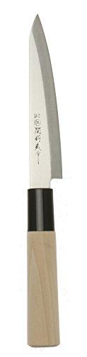 KotobukiSeki Paring Knife, Silver by Kotobuki