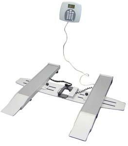 (ProPlus portable digital wheelchair scale - lb/kg)