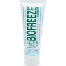 Gel douleur Soulager BIOFREEZE, 4-once Tube