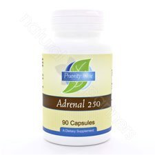 Adrenal 250mg 90ct Priority One