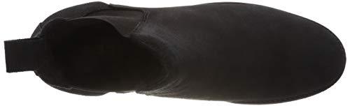 Mentor Black 010 Chelsea Bottes W7822 Noir Femme rnrPHOA