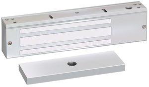 Aluminum Case Delayed Egress Electromagnetic Lock w/Built-in Key Switch - Delayed Egress Locks