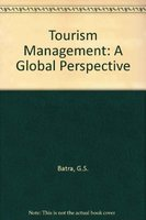 Read Online Tourism Management: A Global Perspective pdf epub