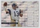 Kurt Warner (Football Card) 2001 Topps - Hobby Masters - 2001 Hobby Topps