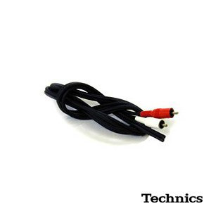 Repuesto de RCA de Cable para Technics Tocadiscos: Amazon.es ...