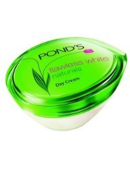 Pond Flawless White Natural Day Cream 50g Product of Thailand ( by gole )best sellers