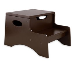 Step N Store Stool - Color Chocolate