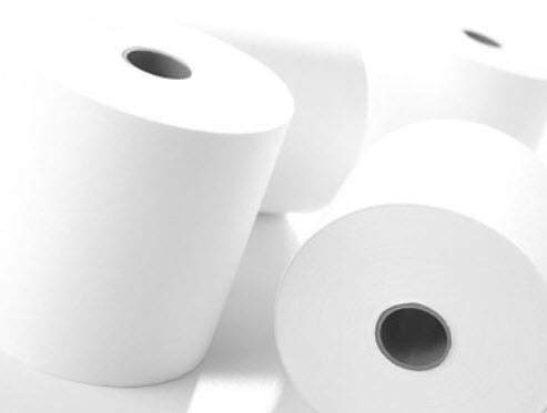 FD-130 Credit Card Terminal with 2 1/4'' x 85' Thermal Paper (12 Rolls) Bundle by FIRST DATA (Image #1)