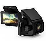 Elepawl Dash Cam 2.7 Inch LCD Car Dashboard Camera Full HD 1800P DVR with 170° Wide Angle, G-sensor, Loop Recording, Great Day and Night Vision, 16GB TF Card Included