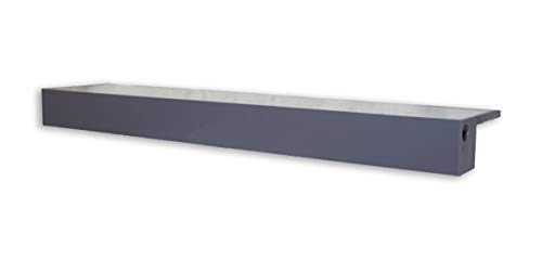 Patriot Sheer Elegance SE24CC Lighted Acrylic Spillway - 24'' Color Changing Spillway by Patriot (Image #1)