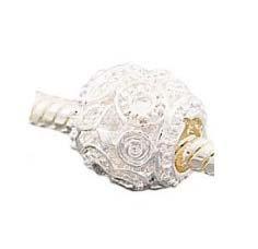 Hidden Gems (160) Argenté billes de verre, s'adaptera plupart des grandes marques