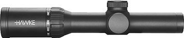 Hawke Sport Optics 12230 XB30 Vari-Speed SR IR Crossbow Scope, 1-5 x 24 by Hawke Sport Optics