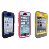 iphone 4 case otterbox red - 8