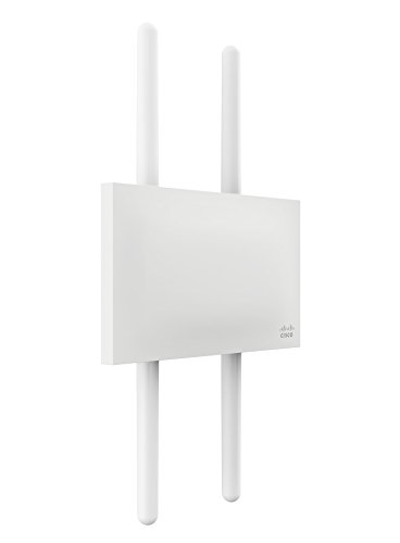 - Cisco Meraki MR74-HW Dual-Band 4-Radio 2x2 MIMO 802.11ac Wave 2 Outdoor Access Point, 1.3 Gbps - Antennas Not Included