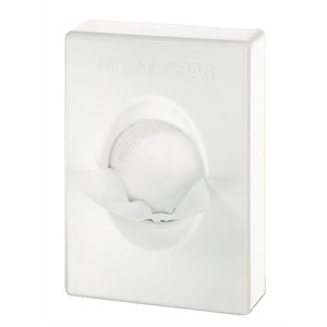 Hygiene Bag Dispenser White Colour: White Non Branded