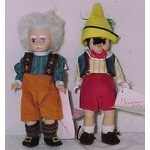 Geppetto Shoes (Geppetto and Pinnocchio)