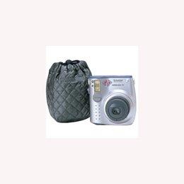 【まとめ 10セット】 エツミ キルティングポーチS(ブラック) E-5017 B07KNSZ6BC