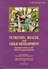 Nutrition, Health, and Child Development, , 9275115664