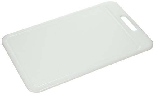 Commercial Antimicrobial - Commercial PE Cutting Board W/ Juice Grooves, NSF Approved and Antimicrobial Material, 16