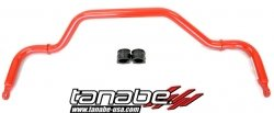 Tanabe TSB038F Sustec 30.4mm Diameter Front Sway Bar for 2000-2005 Lexus IS300 ()