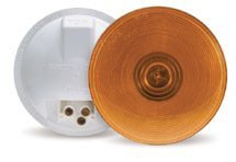 Grote 55573 Torsion Mount II 4 Stop Tail Turn Light (Single Function, Female Pin) by Grote