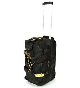 A.SAKS On The Go 25'' Expandable Trolley Rolling Duffle by A.Saks