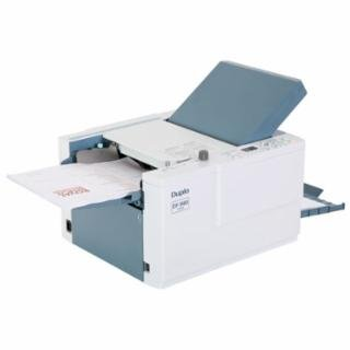 Duplo DPODF980 Duplo Automatic Programmable Paper Folder by Duplo