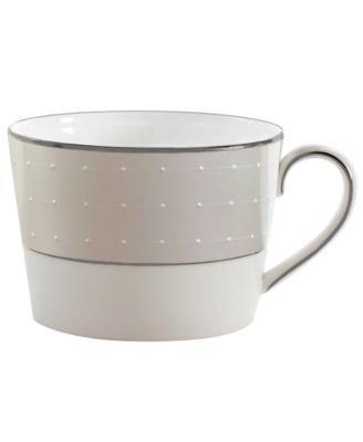 Waterford Platinum Espresso Cups - Etoile Platinum 8 oz. Teacup