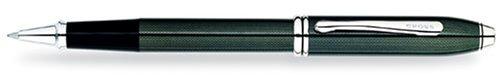Cross Townsend Emerald Lacquer Rollerball Pen - - Emerald Lacquer