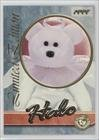 Halo (Trading Card) 1999 Ty Beanie Babies Series 3 - Tear-a-Bear Limited Edition Inserts #HALO ()