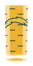 - San Diego Chargers Tumbler - Square Insulated (16oz)