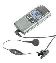 - Nokia Mono Headset Hde-2 6030 8800 8801 3360 3310 2260 1261 1260 1221 1100