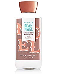 Bath and Body Works Vanilla Bean Noel Body Lotion 8 Ounce