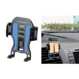 Scosche IPHV Universal Vent Mount for Mobile Device works with iPhone 5, 5S and iPod
