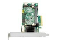 HP Smart Array P410/256MB Controller - Storage controller (RAID) - SATA-150 / SAS low profile - 300 MBps - RAID 0, 1, 5, 10, 50 - PCI Express x8 SMART - Manual Hp 50
