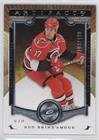 Rod Brind'Amour #208/499 (Hockey Card) 2015-16 Upper Deck Artifacts - [Base] #136