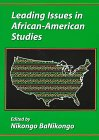 Leading Issues in African-American Studies, Nikongo BaNikongo, 0890896690